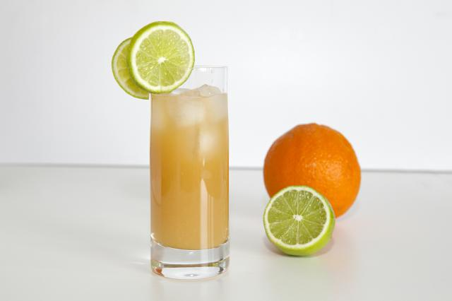 Sonne Andalusiens Cocktail