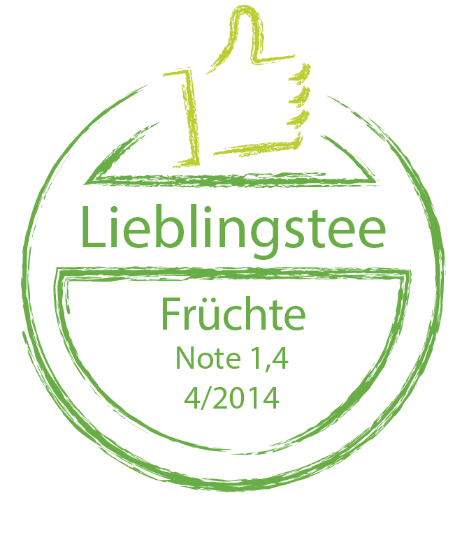 Lieblingstee April 2014